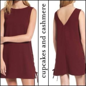 🆕️ CUPCAKES & CASHMERE Side Lace Up Dr